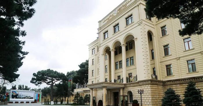 Ministerio de Defensa  :     Está previsto retirar al personal de mantenimiento de la paz azerbaiyano de Afganistán