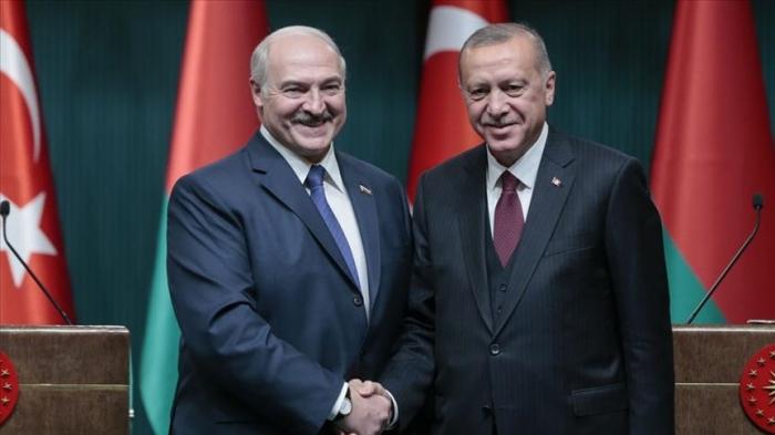 Erdogan et Loukachenko ont eu une conversation téléphonique