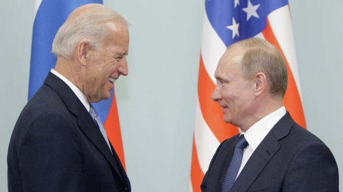 Treffen mit Putin kann im Juni stattfinden  -Biden ist sicher
