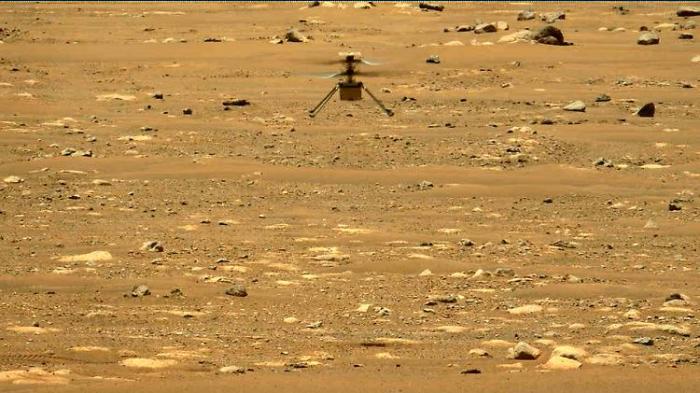 Nasa veröffentlicht Töne vom Mars