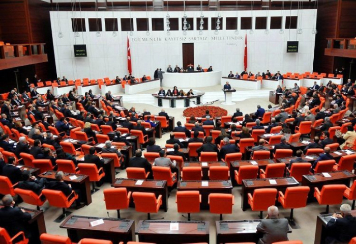 "Turkish Parliament condemns ""genocide"" decision of Latvia"