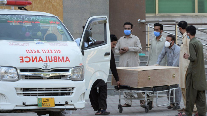 Pakistan enters partial Covid lockdown as Eid nears