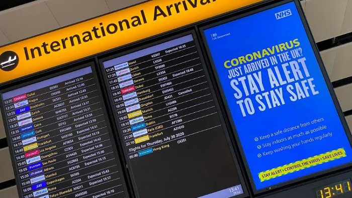 Großbritannien verweigert EU-Bürgern Einreise