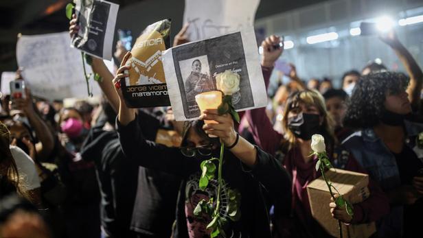 Mexique: des centaines de manifestantsprotestent contre l