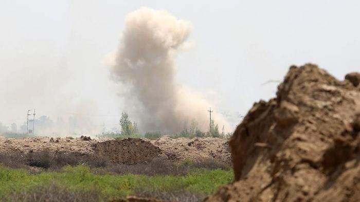 Irak:  une attaque au drone piégé vise une base aérienne abritant des forces américaines