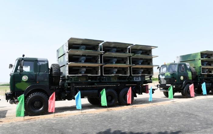 Des véhicules aériens sans pilote du SNPF ont détruit 290 cibles ennemies -  Général