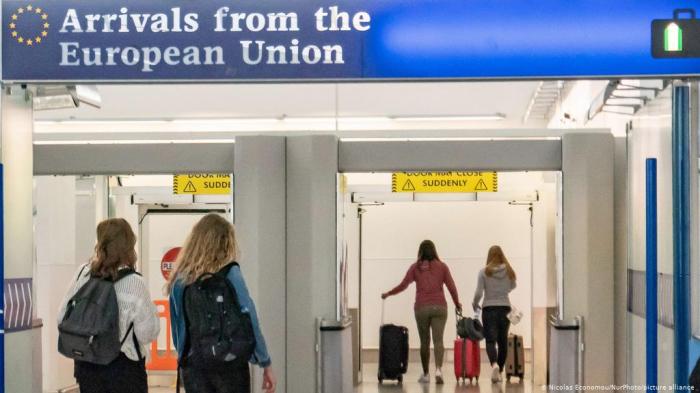 Großbritannien nimmt Deutsche und weitere EU-Bürger in Abschiebehaft