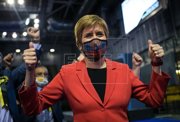 La victoria nacionalista en Escocia presagia la batalla por otro referéndum