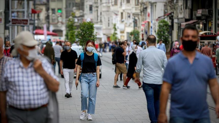 Turkey reports lowest daily new coronavirus cases since March