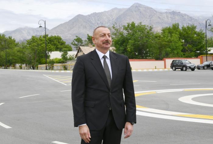 """""""Zəngəzur dəhlizi açılmalıdır və açılacaq"""" -   Prezident"""