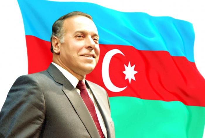 Heydar Aliyev - eine Person, die Geschichte geschrieben hat