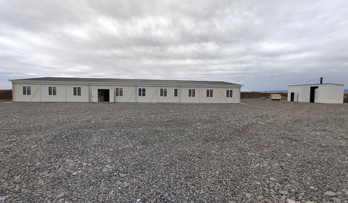 Azerbaijan commissions new modular military unit in its liberated lands –   VIDEO