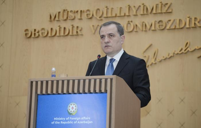 Ceyhun Bayramov:    Ermənistan sülh prosesini pozur
