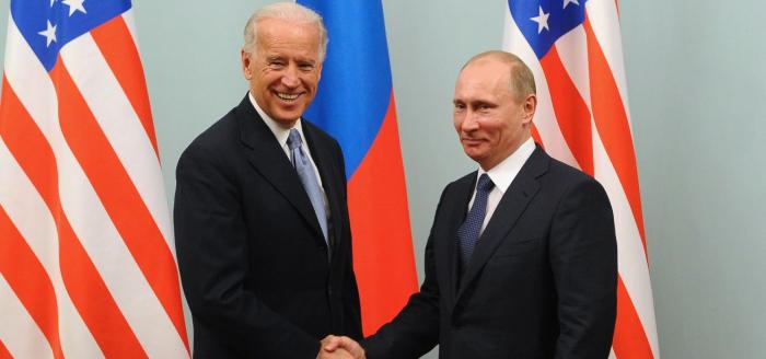 Biden confident he will meet with Putin