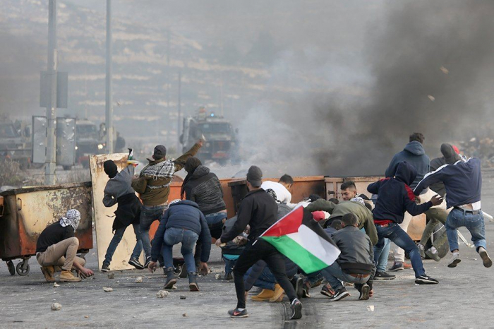 Over 610 Palestinians injured in clashes with Israeli police in East Jerusalem