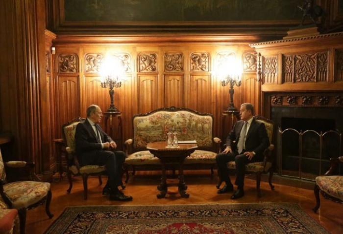 Comienza la reunión entre los ministros de Asuntos Exteriores de Azerbaiyán y Rusia