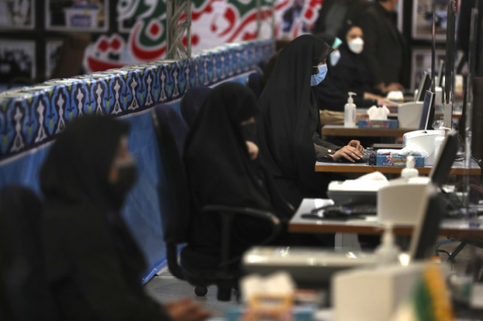 Iran registers candidates for presidential polls