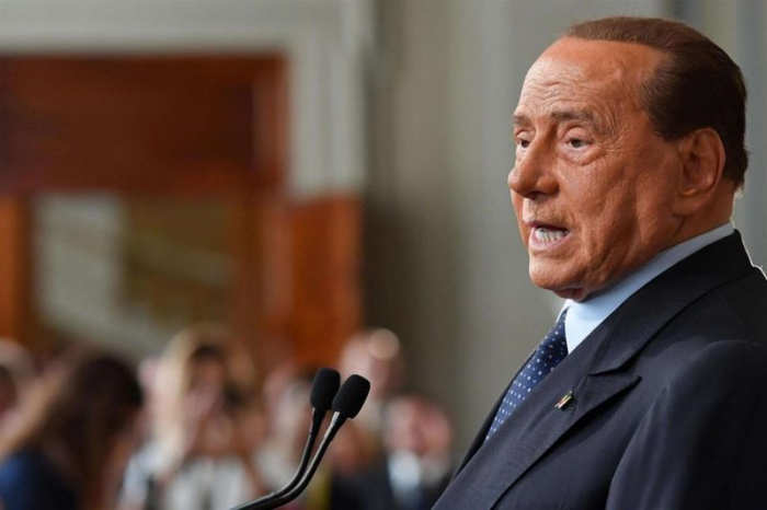 Former Italian PM Berlusconi admitted to hospital