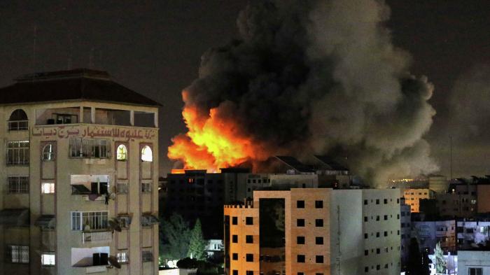 Conflicto israelí-palestino: la escalada de violencia deja 35 muertos en Gaza y 5 en Israel