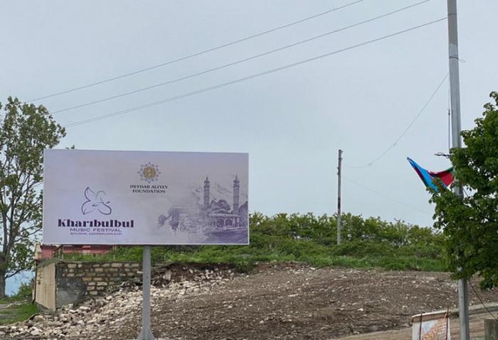 "Ilham Aliyev:  ""El festival ""Kharibulbul"" se celebrará cada año en Shusha"""