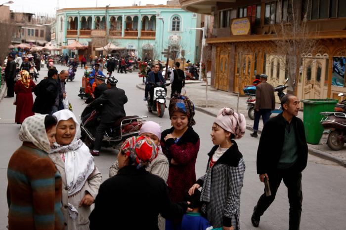 China pursues coercive policies in Xinjiang to decrease Uyghur birth rates, think tank says