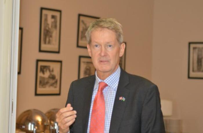 El embajador británico en Bakú felicita al pueblo azerbaiyano por el Eid al-Fitr