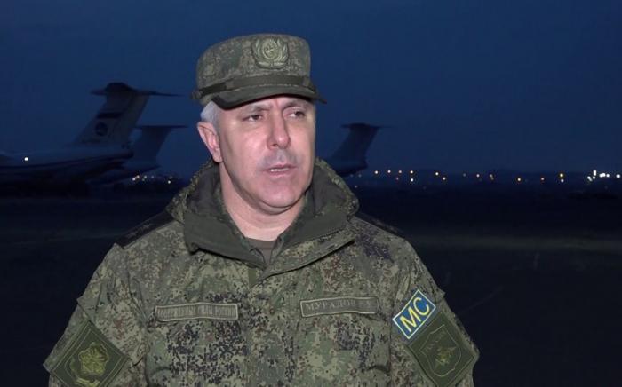 El comandante de las fuerzas de mantenimiento de la paz rusas en Nagorno-Karabaj será destituido de su cargo