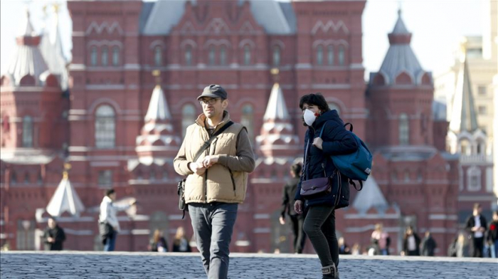 Russia reports first cases of Indian COVID variant