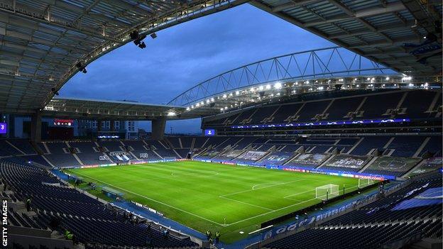Champions League final moves to Porto