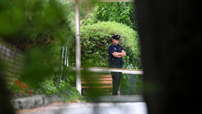 EE.UU.  : Nueve heridos en un tiroteo en Rhode Island