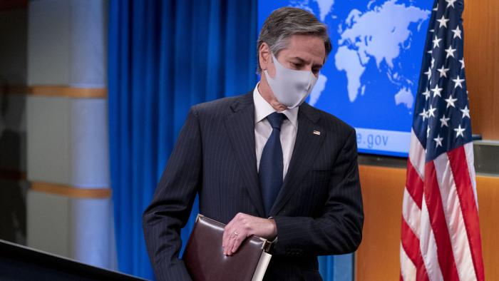 """Antony Blinken afirma que """"EE.UU. no dejará a Australia sola"""" contra China"""