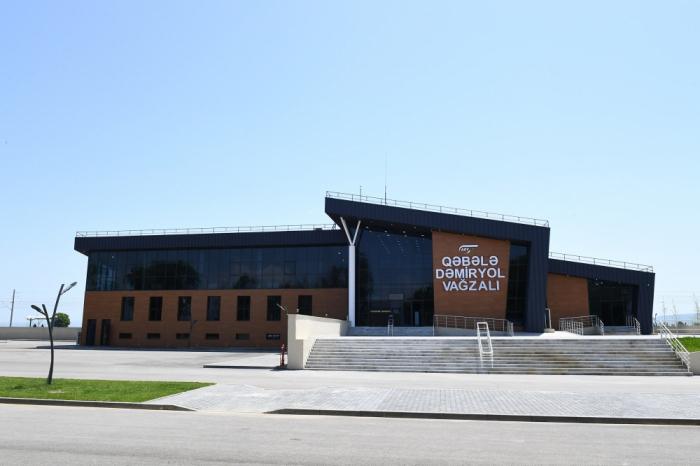 افتتاح محطة سكة حديد قابالا - صور(تم التحديث)