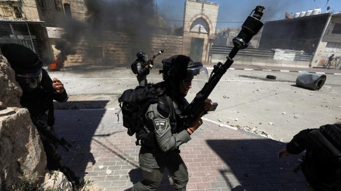 """Putin:   El conflicto palestino-israelí """"afecta directamente a los intereses de seguridad de Rusia"""""""