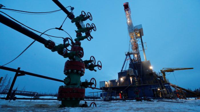 Detectan en Siberia un derrame de al menos 3.000 metros cúbicos de petróleo