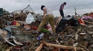 Dos tornados dejan al menos 7 muertos y más de 200 heridos en China