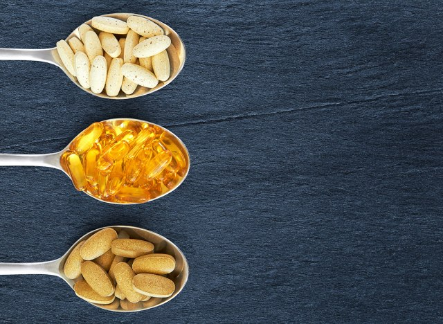 Surprising side effects of taking Vitamin D supplements