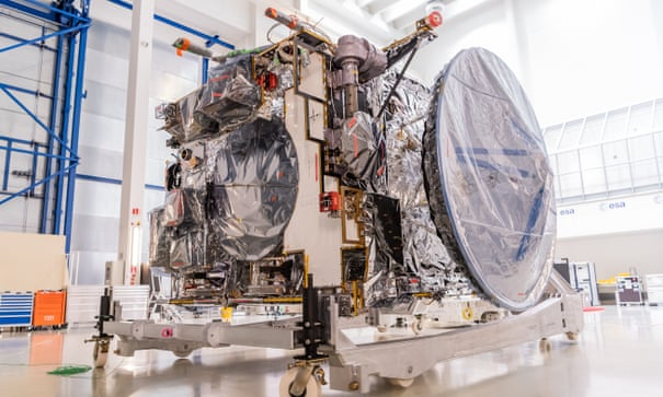 Europe's Jupiter spacecraft enters crucial testing phase