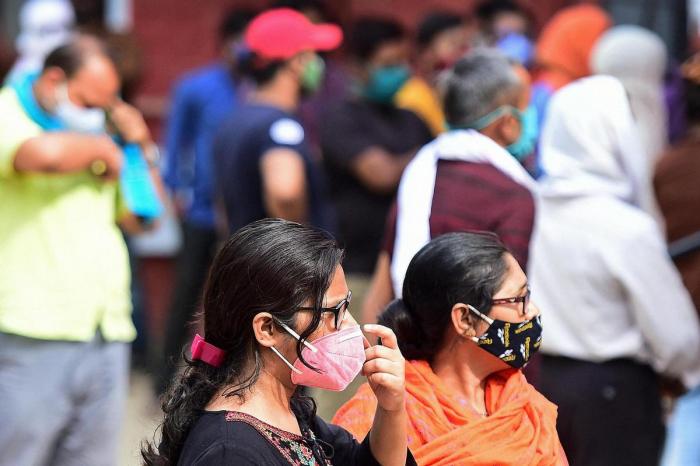 311.170 nouveaux cas de coronavirus détectés en Inde en 24 h