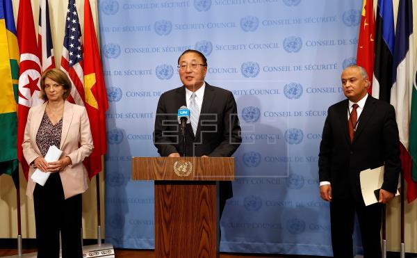 La ONU pide detener la violencia en Oriente Medio, pero sin unidad entre potencias