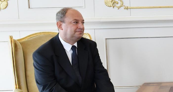 Embajador:   Las empresas belgas continúan activas en el mercado azerbaiyano