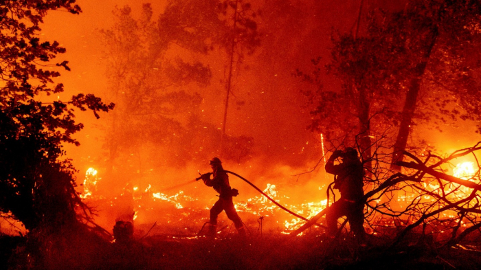 What are the most intense firestorms in the world? -  iWONDER