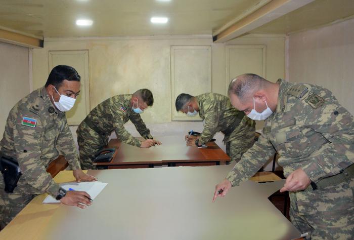 Military exercises: Azerbaijani servicemen fulfill tasks in accordance with maps-  VIDEO
