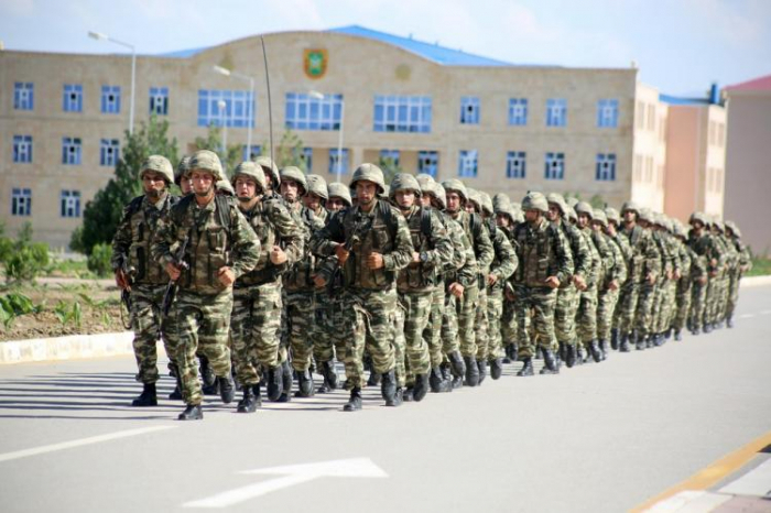 Troops of Nakhchivan garrison launch command-staff exercises -   VIDEO
