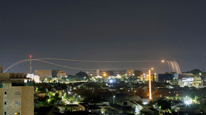 Air raid sirens sound in southern Israel, army says