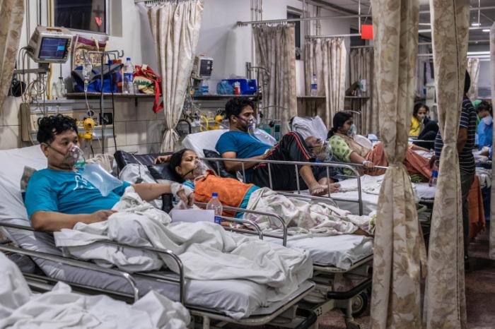 India's coronavirus cases pass 25 million