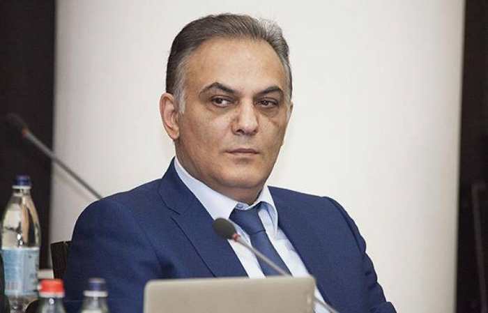 Armenia's ex-minister of transport and communications detained