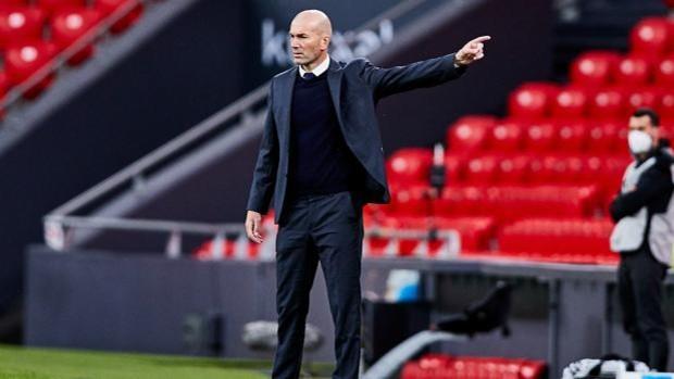 El Real Madrid cree que Zidane cumplirá el año de contrato