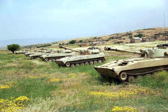 Azerbaijan's military exercises continue –   VIDEO