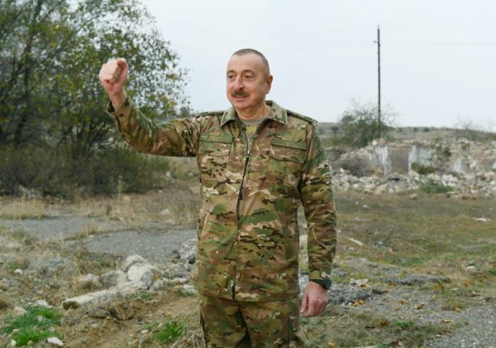 Poll: People of Azerbaijan support activities of President Ilham Aliyev