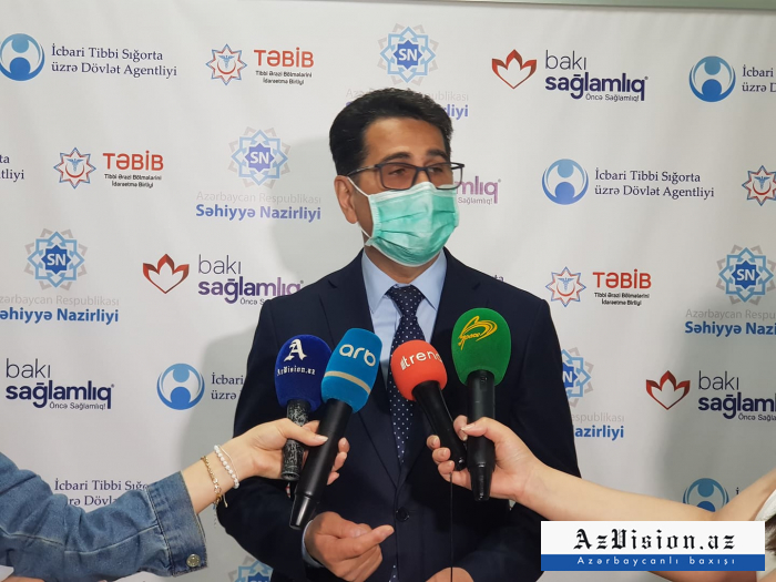 Azerbaijani citizens can choose which COVID-19 vaccine to get, says Health Ministry